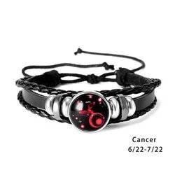 Krebs - Armband mit Konstellation