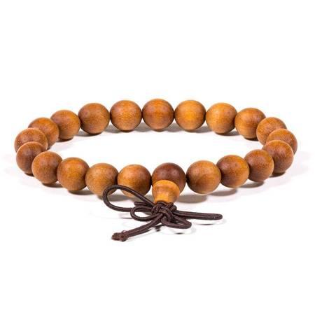 Armband Mala aus Sandelholz