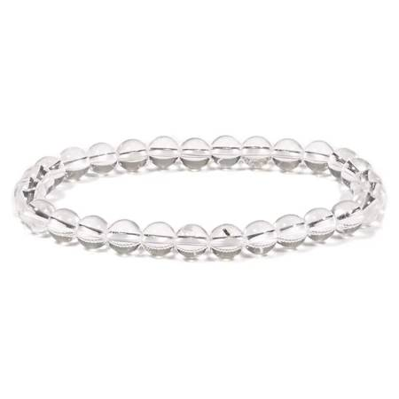 Armband aus Bergkristall