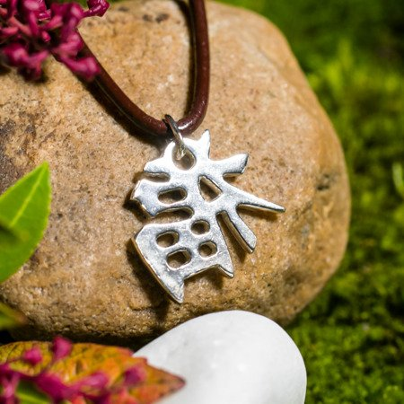Chinesisches Glücks Zeichen