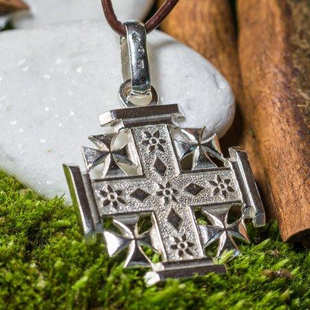 Jerusalem Kreuz 3,5cm