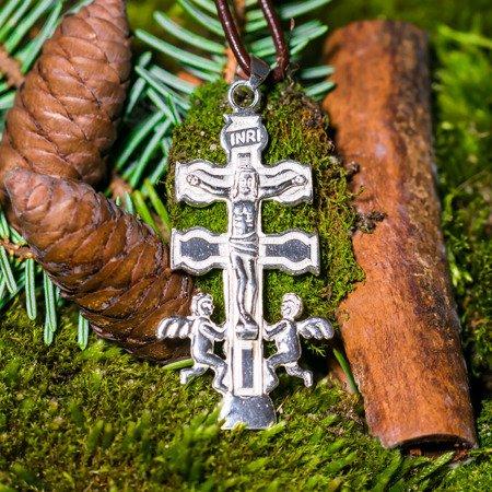 Kreuz von Caravaca