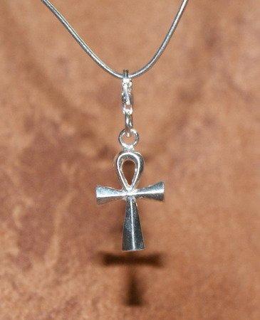 Nilschlüssel Ankh Charms Talisman aus Silber 925