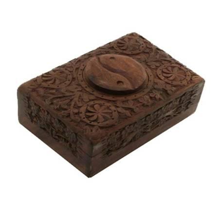 Tarot Box mit Yin Yang