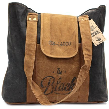Vintage Handtasche- The Black